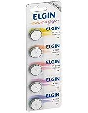 Bateria de Lítio CR2016, Elgin, Baterias