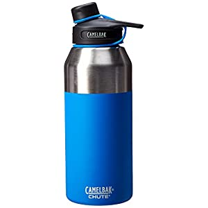 CamelBak Chute Vacuum Insulated Stainless Bottle, Cascade, 20 oz