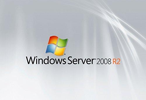 Microsoft Windows Server 2008 R2 Standard 5 CAL-licentie en installatiemedia – Server 2008 R2 Standard – HP ROK