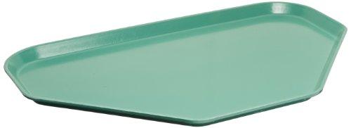 Carlisle 2214FG007 Fiberglass Glasteel Solid Trapezoid Tray, 22.00