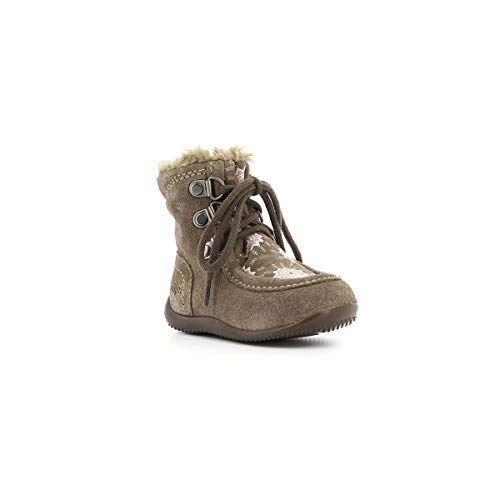 Fille Boots Other Kickers Bamara Beige qFg44Z