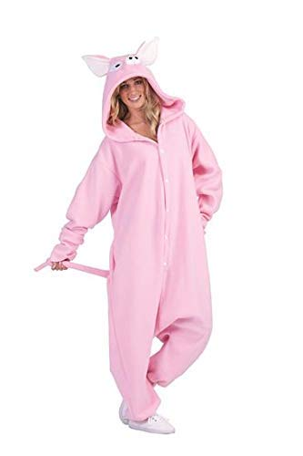 RG Costumes menswomen's Penelope Pig, Pink, One Size -