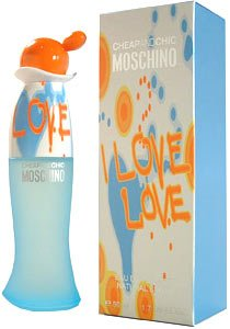 83e8dcf619 Image Unavailable. Image not available for. Color: I LOVE LOVE perfume by  Moschino ...