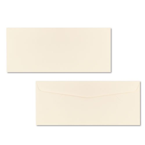 Envelopes Classic Crest Paper - Neenah Paper - Classic Crest #10 Envelope, Traditional, Baronial Ivory, 500/Box 6557100 (DMi BX