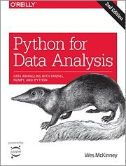 Python for Data Analysis: Data Wrangling with Pandas; NumPy; and IPython 2nd Edition