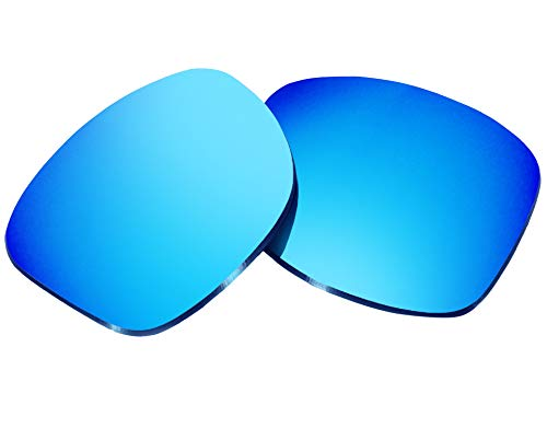 Replacement Lenses Compatible with OAKLEY Holbrook Non-Polarized Ice Blue ()