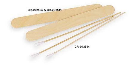 6'' Cramer's Cotton-Tipped Applicators - Case of 10 Boxes (1000 per Box) by Cramer
