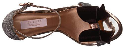 22a6739fd02 Ted Baker Women s BOWDALO Heeled Sandal
