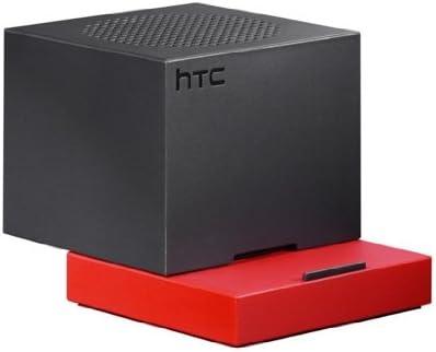 HTC ST A100 Boombass Bluetooth Speaker Retail Packaging Black//Orange