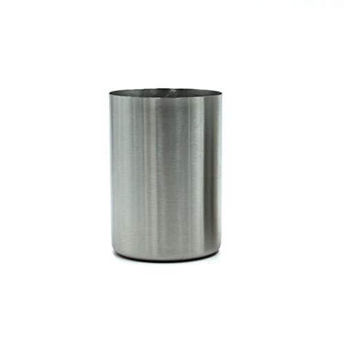 Bond Coffee Saucer (Water Stainless Steel Cup Mug Small Coffee Tea Beer Juice Milkshake Drinking Kitchen Solid Bar)
