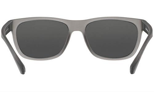 Armani Matte Grey Sonnenbrille Emporio 553287 Transparent EA4081 BdxFagq