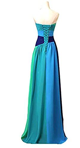 dass Ball Damen Bosom Taft mit einem Kleid Grün emmani qnF6wxx