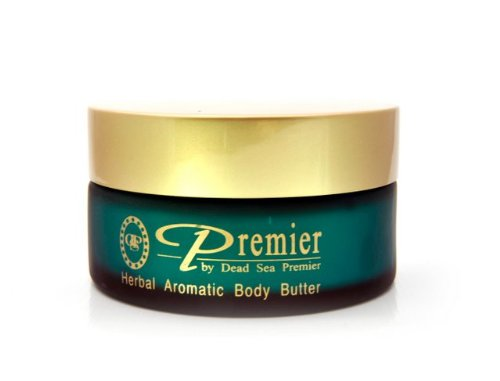 Dead Sea Premier Aromatic Body Butter - Herbal
