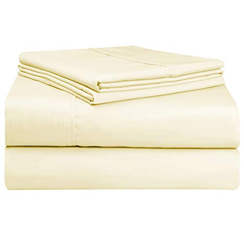Buy cotton sateen flat sheets