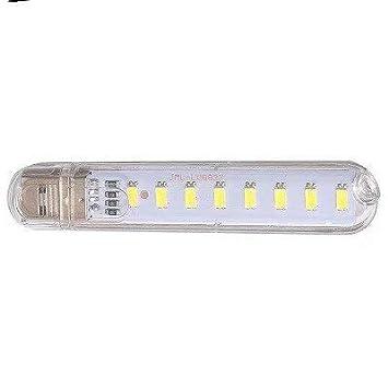 Kunststoff LED Lampe Warmwei/ß Einheitsgr/ö/ße