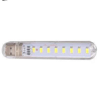 Portable USB Nachtlicht Mini LED Lampe Tastatur Computer Schreibtisch Lampen Außen