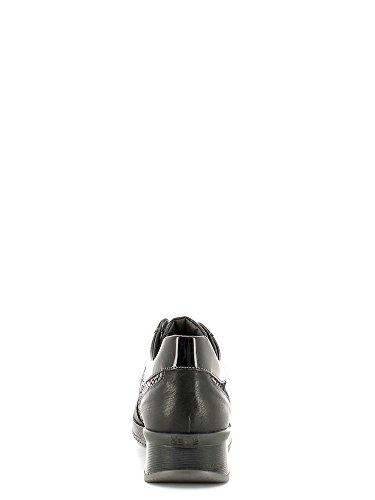 Keys - Zapatos de cordones para mujer negro