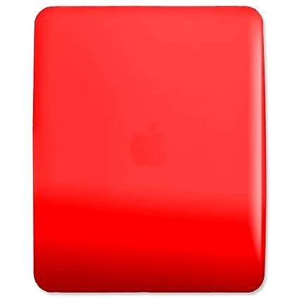 Dexim DLA195 R - Carcasa de silicona para Apple iPad 2 (incluye protector de pantalla