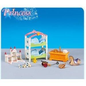 Playmobil 6303 Chambre d`enfant au château NOUVEAUTE 2013: Amazon.fr ...