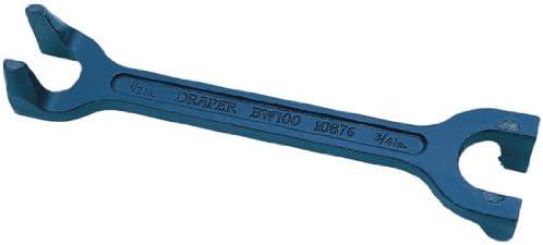 Draper 76981 Druckluft-Spiralschlauch Nylon 11,5 m x 1//4-Zoll BSP