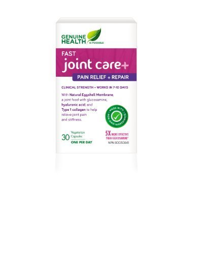 fast joint care + 30 Day Supply (30 Capsules) Brand: Genuine Health
