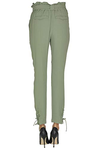 Verde Mcglpnp000005054e Pantaloni Viscosa Donna Patrizia Pepe HwqCxzSa
