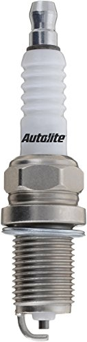 Autolite 5224 Copper Resistor Spark Plug, Pack of 1