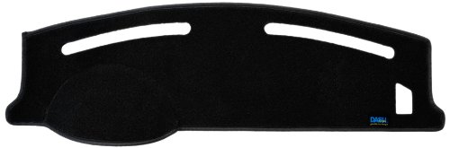 Dash Designs D1878-0CBK Black Carpet Dash Cover (2000 Mitsubishi Dash Mat)