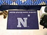 Us Naval Academy College Starter Rug Door Mat 20'' X 30'' Military Wall Hanging