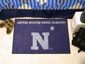 Academy Rug Starter (Us Naval Academy College Starter Rug Door Mat 20