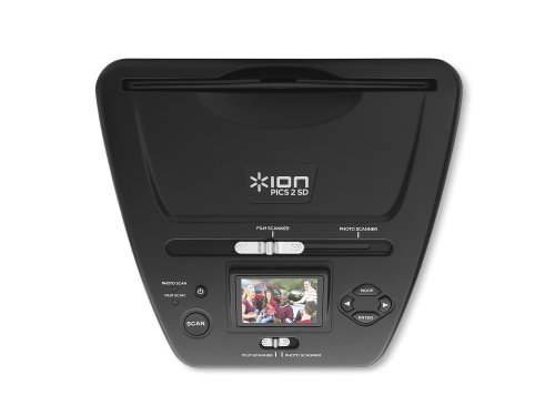 ION Pics 2 SD   Photo, Slide and Film Scanner with SD Card