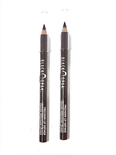 Opal Definer Lip Black (Pack of 2 Black Opal Black Cherry Lip Definer/Lip Pencil 027811010462)