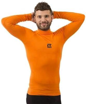 Rox Camiseta TERMICA R-Gold NIÑO - 8 AÑOS - Color Naranja: Amazon.es: Deportes y aire libre