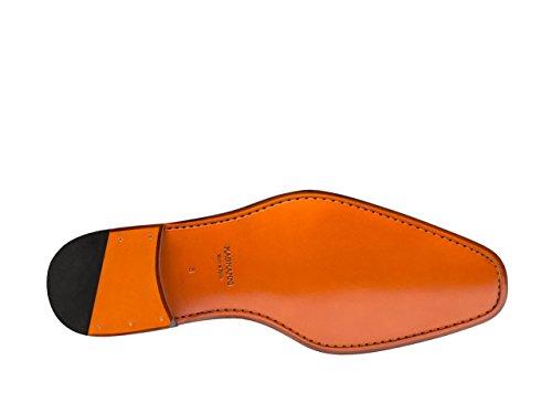 Magnanni Miro Cuero Men's Monk Strap Shoes Cuero clearance affordable pUb6NC
