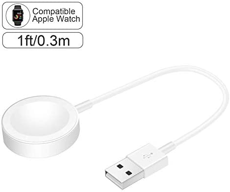 Apple Watch 충전 케이블 애플 시계 충전 0.3 M 짧 휴대 편리 series1234에 해당 / Apple Watch Charging Cable Apple Watch Charging 0.3M Short Mobile Convenient Series1234