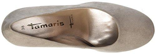 Tamaris Women's 22458 Closed-Toe Pumps Brown (Pepper 324) qKAzs