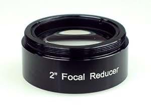 "TS-Optics TSRED052 - Reductor focal para telescopios (0,5x, 2"")"
