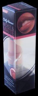 Sally Hansen Moist & Matte Liquid Lip Color Lipstick, Satine #30. ()