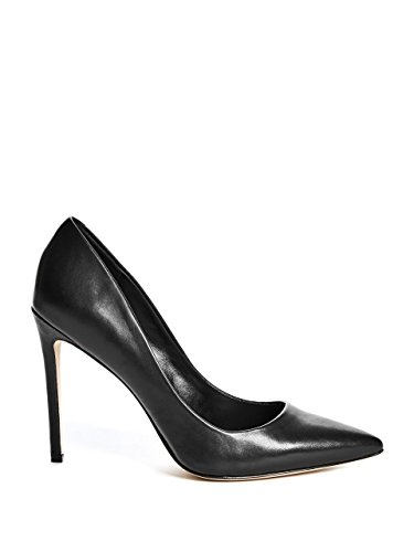 Black Guess Heel Leather Francine Marciano tq7BSwpSx