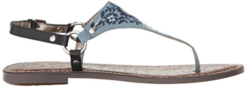 Light Sandal 2 Blue Sam Edelman Greta IPxOwU6
