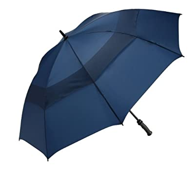 WindJammer by ShedRain 3620 62-Inch Manual Open Vented Golf Umbrella