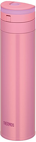 凑单品 : THERMOS 膳魔师 JNS-450-BL 便携式保温杯 粉红色 450ml