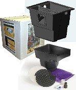 Atlantic Ps4000 Pond Skimmer - Atlantic Filter Falls and Atlantic Skimmer Filter Combination Boxed Kits