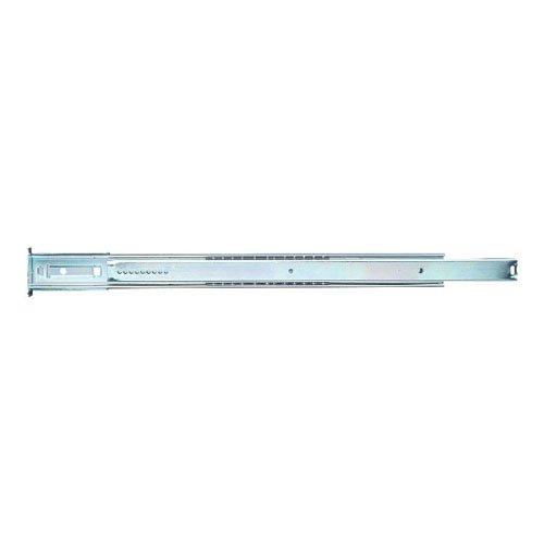 Hickory Hardware P1029/22-2C 22-Inch Center Mount Drawer Slide, Cadmium