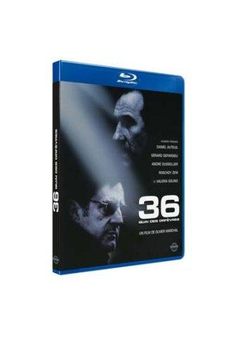 Department 36 (2004) ( 36 Quai des Orfevres ) ( 36 (Thirty Six) ) [ Blu-Ray, Reg.A/B/C Import - France ]