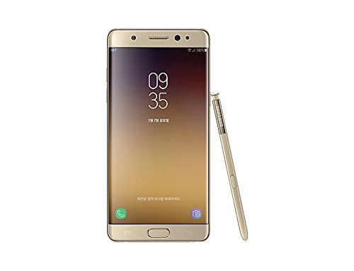 Samsung Galaxy Note FE SM-N935 64GB Factory Unlocked International Version, No Warranty in the US, GSM ONLY, NO CDMA (Gold Platinum)