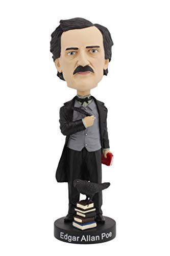 Royal Bobbles Edgar Allan Poe Bobblehead