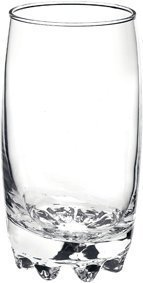 Cooler Footed Wine (Bormioli Rocco Galassia Tumbler Beverage Glasses, Set of 6 by Bormioli Rocco)