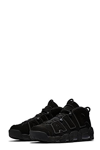 Nike Air More Uptempo Black Reflective - 414962-004 -