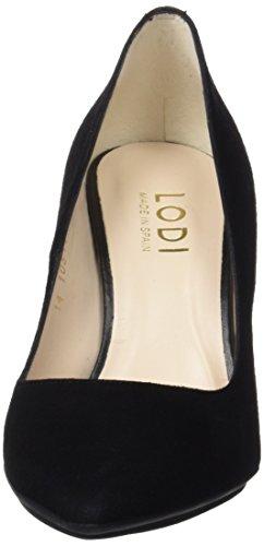 Pantofole Alte Lodi Da Donna Ricola Nere (ante Negro)